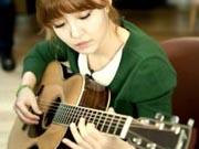 ユンナ「遠くから挨拶(멀리서 안부)」歌詞で学ぶ韓国語