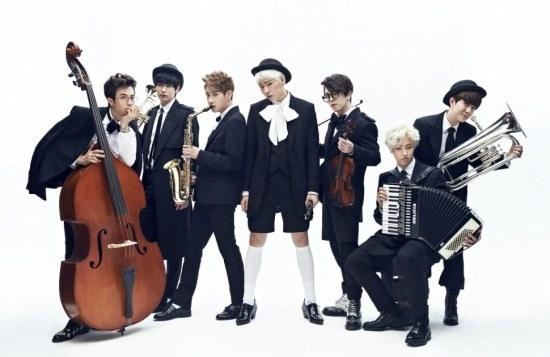 Block B「JACKPOT」歌詞で学ぶ韓国語