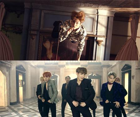 防弾少年団 방탄소년단 BTS「血 汗 涙 / 피 땀 눈물 (Blood Sweat & Tears)」