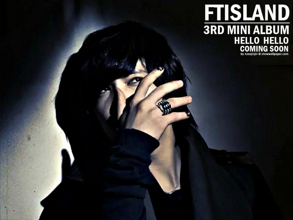 FTIsland「Hello Hello / ハローハロー」歌詞で学ぶ韓国語