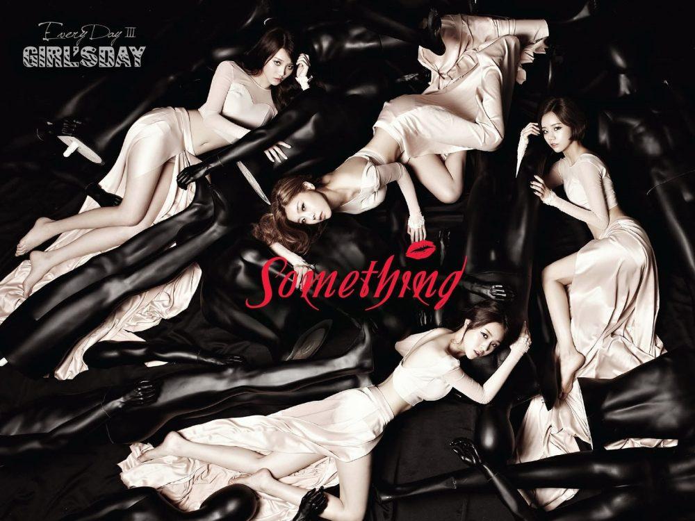 Girl's Day「Something / サムシング」歌詞で学ぶ韓国語
