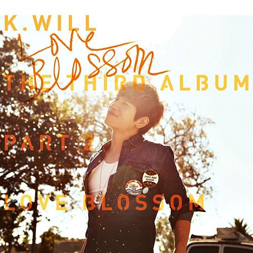 K. will「Love Blossom」歌詞で学ぶ韓国語