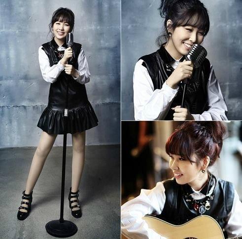 クォン・ジンア「あなただけ見えます / 그대만 보여요」歌詞で学ぶ韓国語