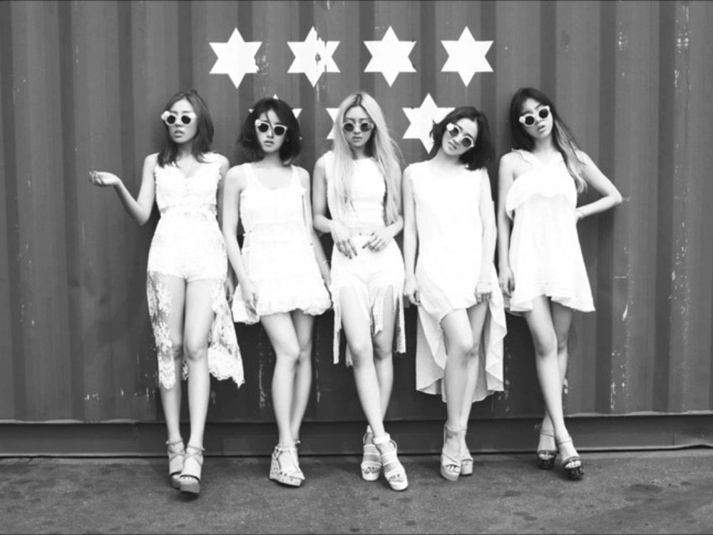 Ladies' Code「I'm Fine Thank You」