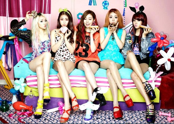 Ladies' Code「イェポイェポ / 예뻐 예뻐」歌詞で学ぶ韓国語
