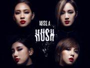 miss A「Hush」歌詞で学ぶ韓国語