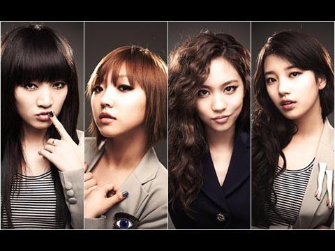 miss A「I don't need a man / 남자 없이 잘 살아」歌詞で学ぶ韓国語
