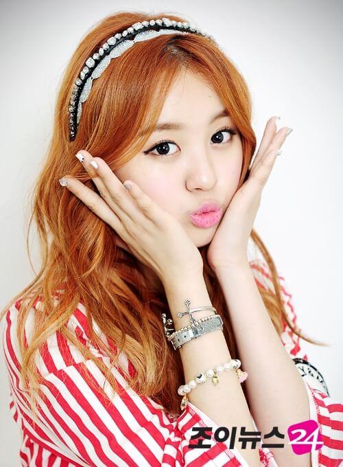 NC.A「私はちょっと違う / I'm different / 난 좀 달라」歌詞で学ぶ韓国語